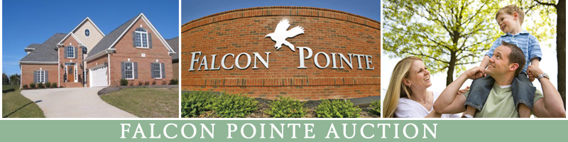 Falcon Pointe Auction